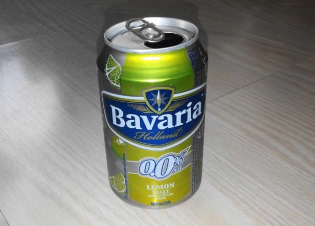Imported Non-Alcoholic Beers bavaria lemon