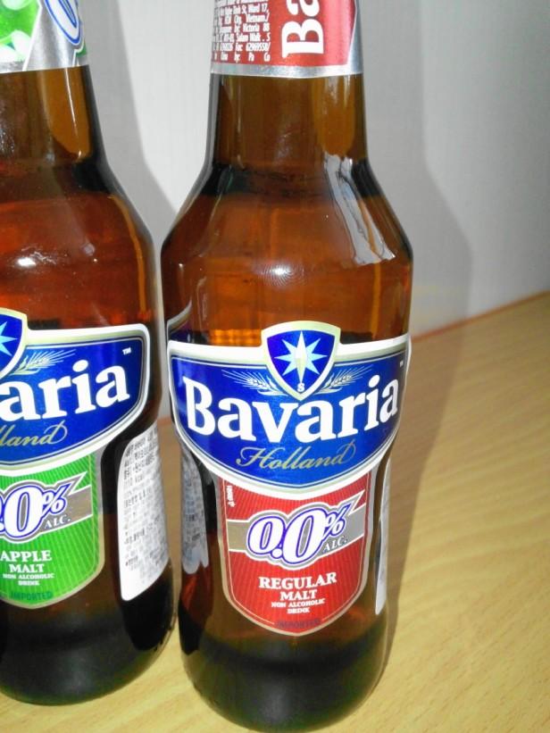 Imported Non-Alcoholic Beers bavaria malt