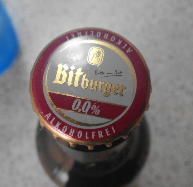 Imported Non-Alcoholic Beers Bitburger