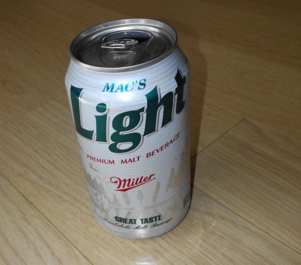 Imported Non-Alcoholic Beers Macs Light