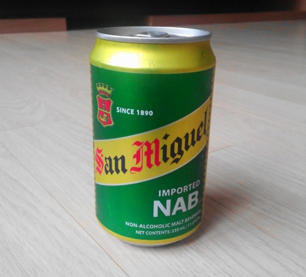 Imported Non-Alcoholic Beers San Miguel