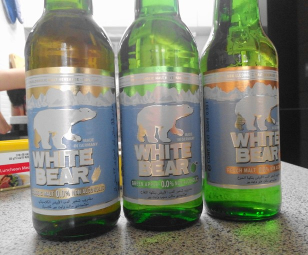 Imported Non-Alcoholic Beers White Bear Selection