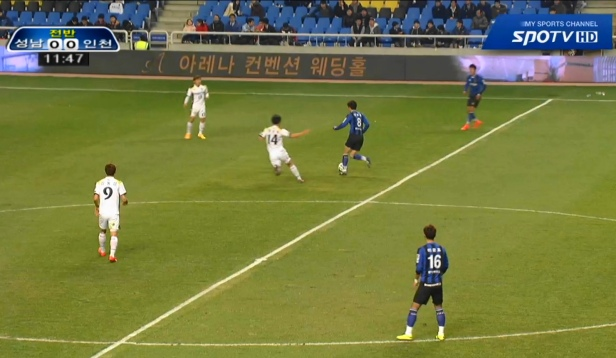 Incheon United vs. Seongnam FC