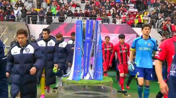 Korean FA Cup Final 2014 - Cup