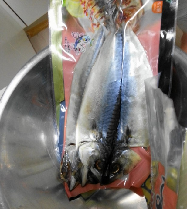Korean Style Mackerel pack