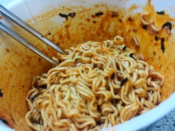 Super Spicy Korean Noodles Buldak Bokkeum Mix