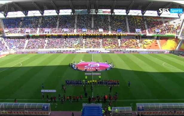 "Suwon vs. FC Seoul ""Super Match"" - Before Kick Off"