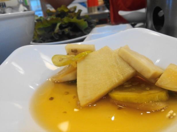Cheongna Dak Galbi Side Dish