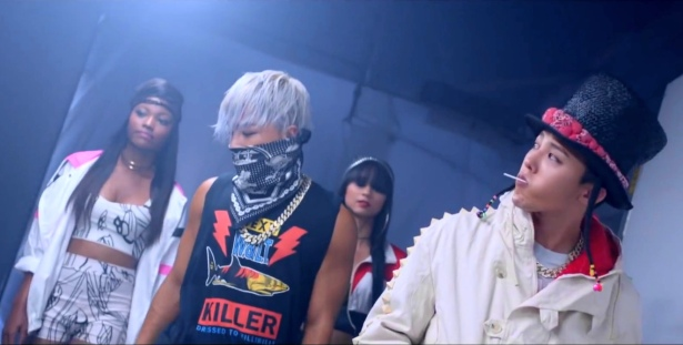 G Dragon Taeyang Good Boy Intro