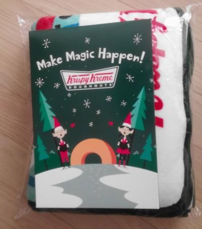Krispy Kreme Korea Christmas 2014 Set