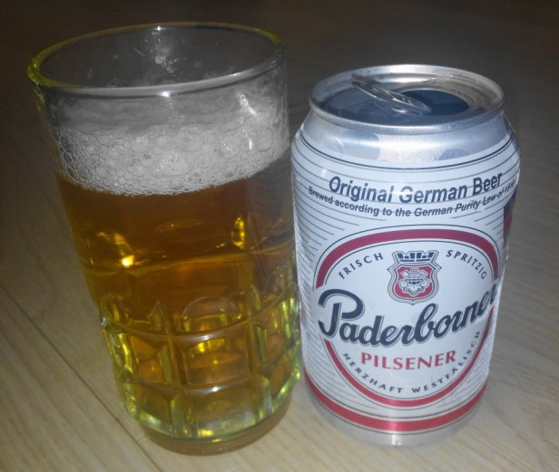 Paderborner German Beer Pilsener small
