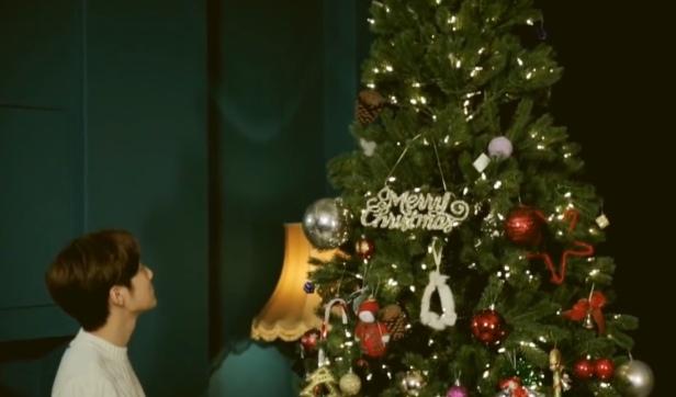 Roy Kim It's Christmas Day Tree