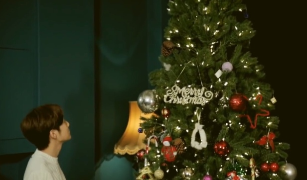 Roy Kim It's Christmas Day Tree