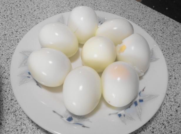 Scotch Eggs made in Korea Hard Boiled Eggs