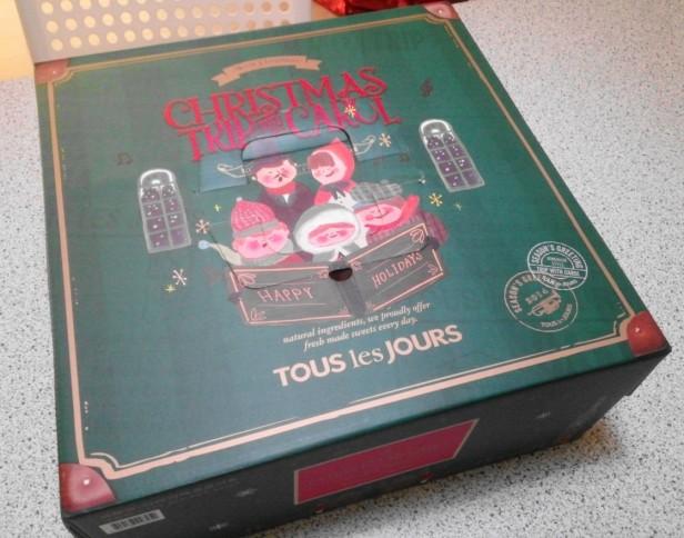 Tous Les Jours Box Christmas 2014
