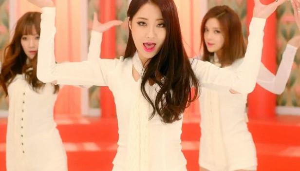 9Muses Drama - Dance White