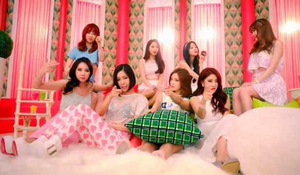 9Muses Drama - Rap Bedroom