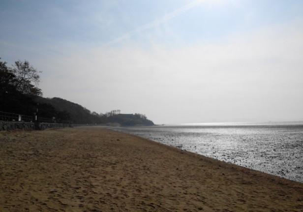 Dongmak Beach Ganghwa-do Incheon