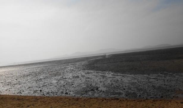 Dongmak Beach Ganghwa-do Mud flat
