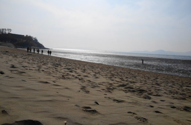 Dongmak Beach Ganghwa Island Incheon
