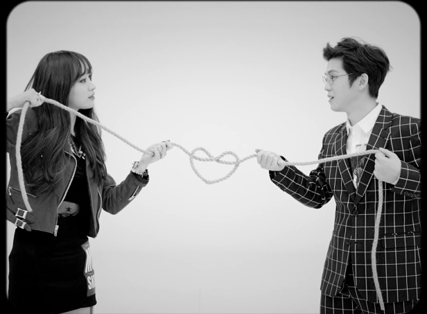 Fire Mad Clown Jinsil - Love Rope