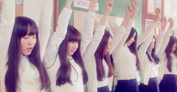 GFriend Glass Bead Punishment