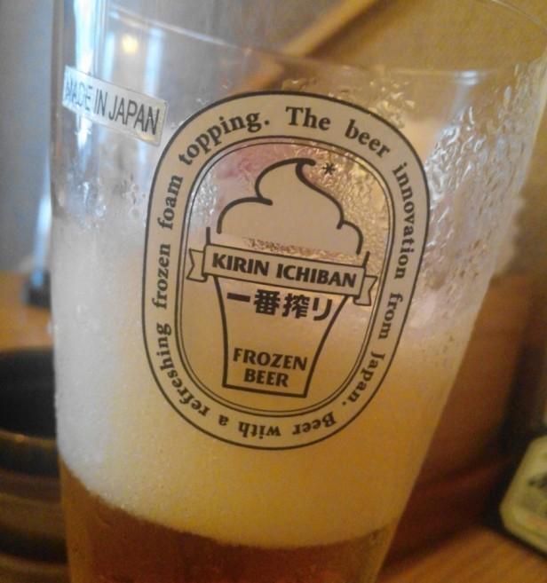 Izakaya Japanese Cheongna Incheon kirin beer