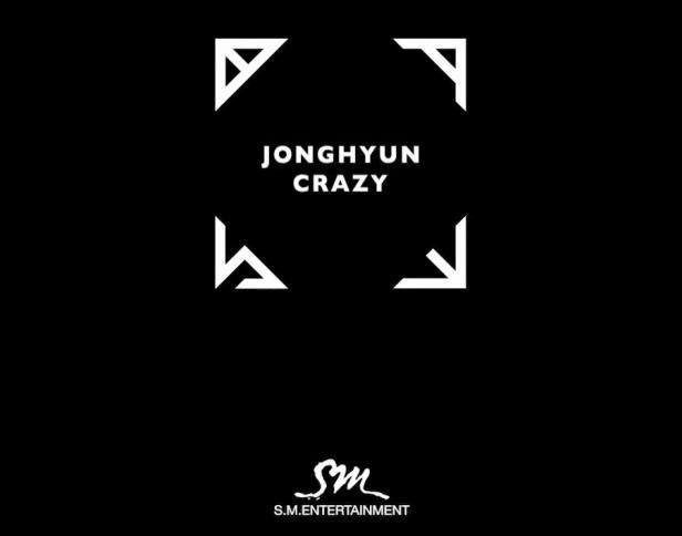 Jonghyun Crazy banner