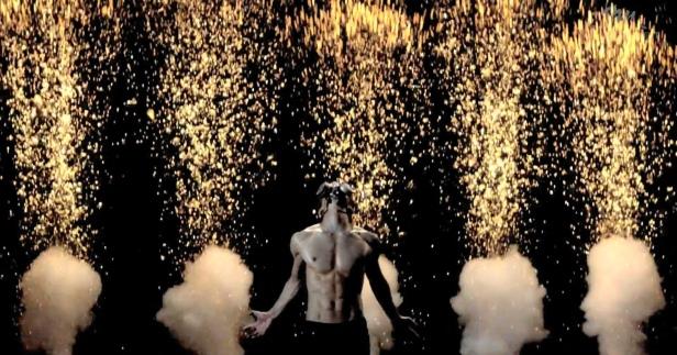 Jonghyun Crazy body fireworks