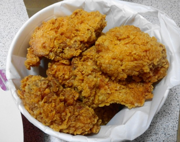 KFC South Korea Chicken