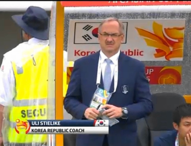 Korean Coach