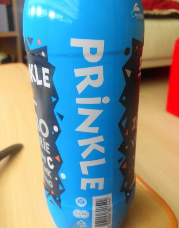 Prinkle Korean Drink Logo