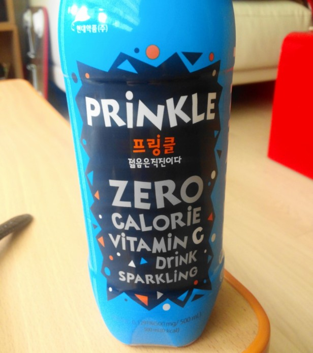 Prinkle Korean Drink Zero Calories Eng
