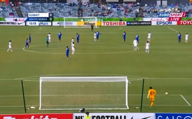 South Korea vs. Kuwait