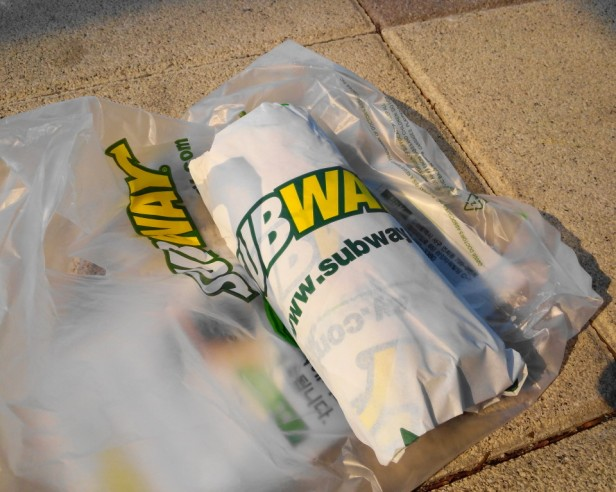 Subway Sandwich South Korea Set