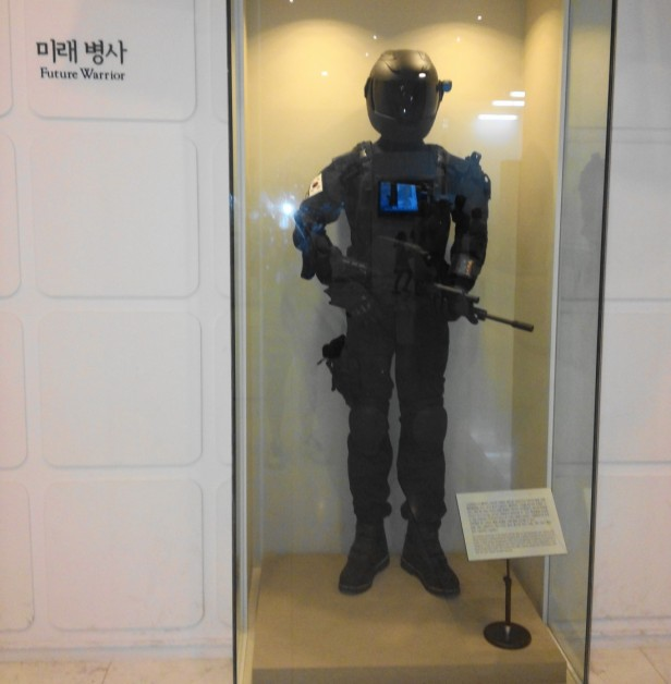 The War Museum of Korea Future Warrior