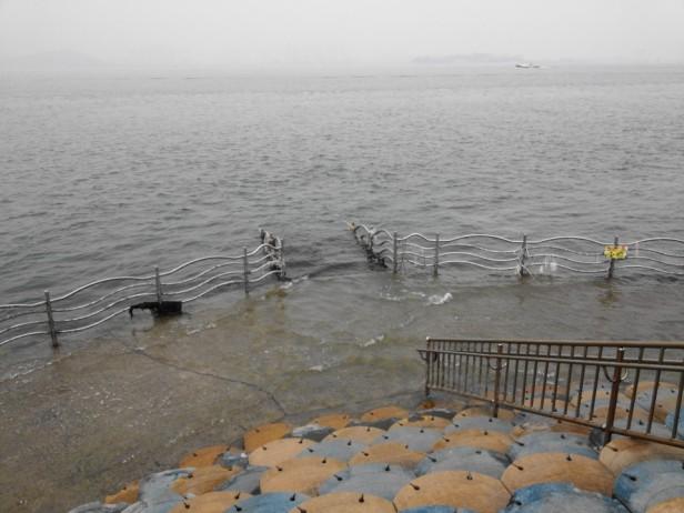 Wolmido Island Incheon yellow sea