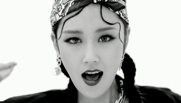 4Minute Crazy Close up