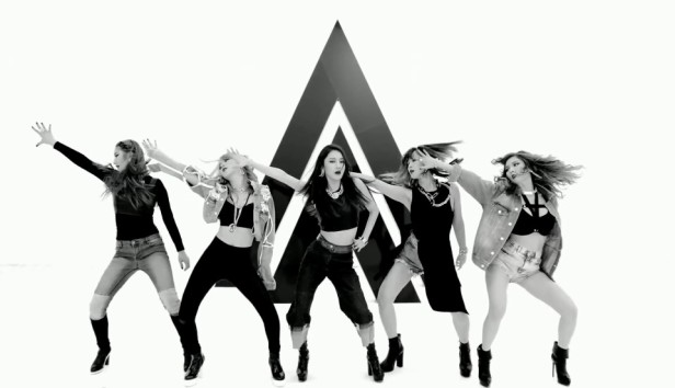 4Minute Crazy Dance Group