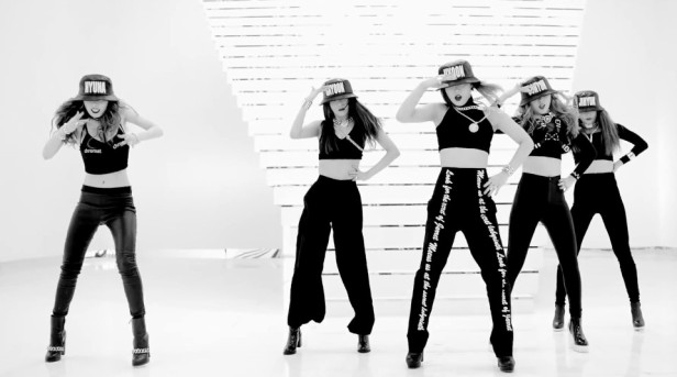 4Minute Crazy Dance Hats
