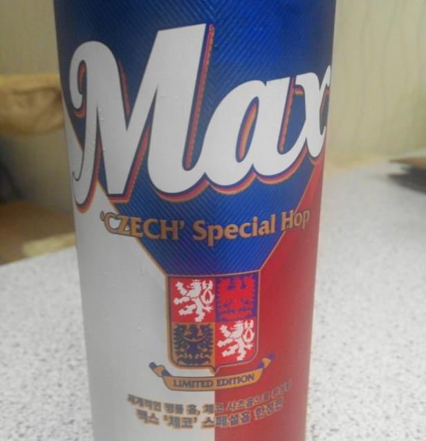 Czech Special Hop Max Beer Korea