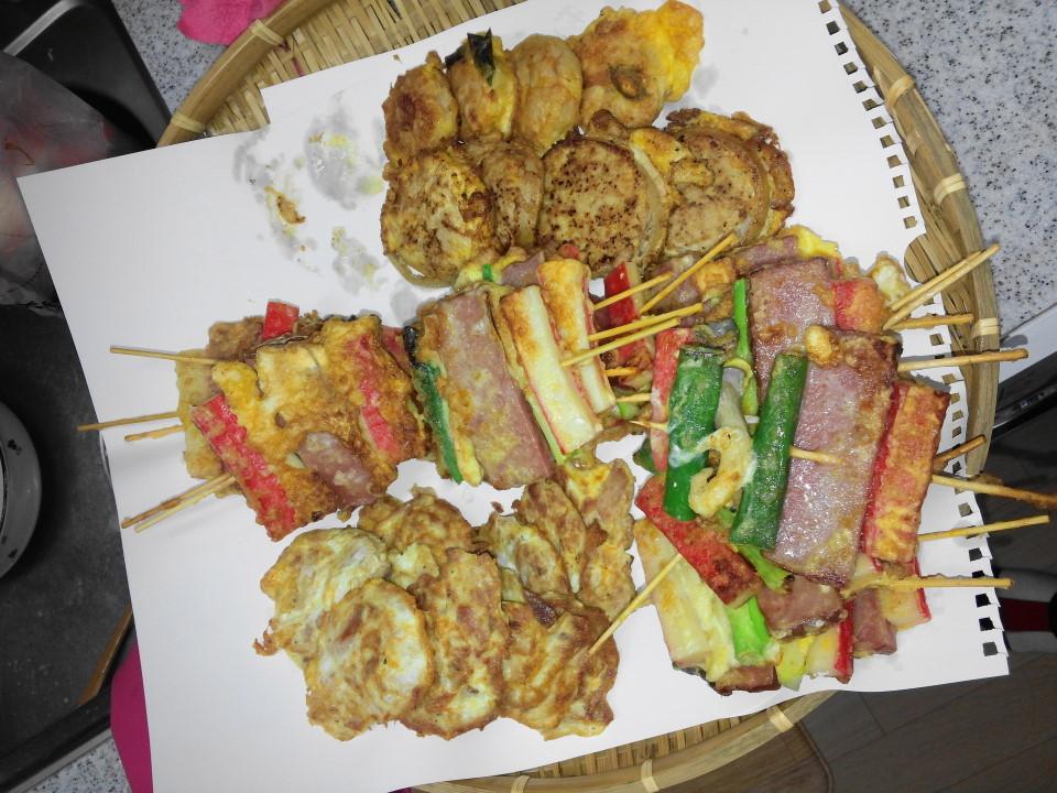 korean pancakes or jeon lunar new year chuseok food modern seoul