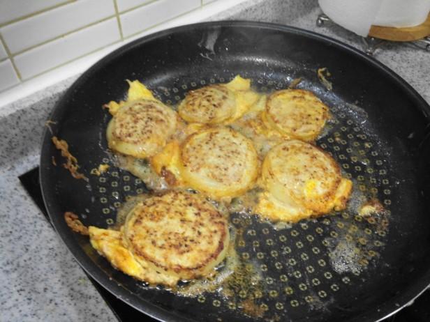 Pork Mince Jeon