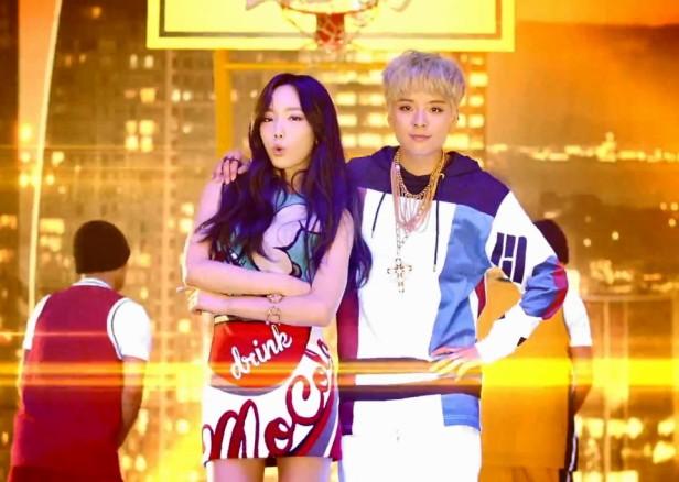 Shake That Brass Amber and Tae-Yeon