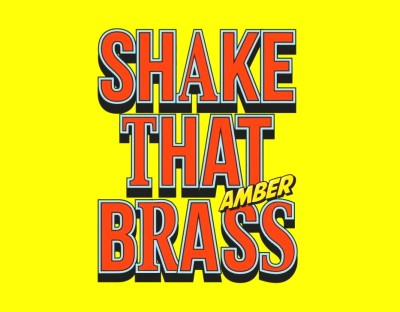 Shake That Brass Amber FX Banner