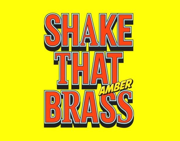 Shake That Brass Amber FX Banner