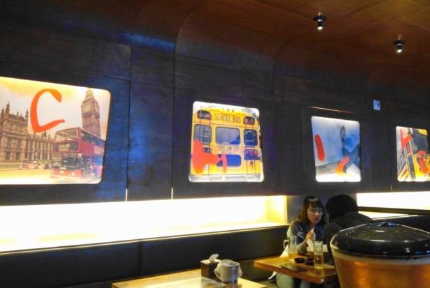 Chicken Bus Cheongna Incheon art