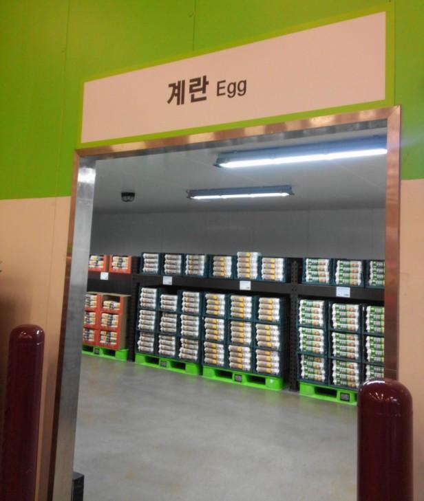 E-Mart Traders Egg Room :)