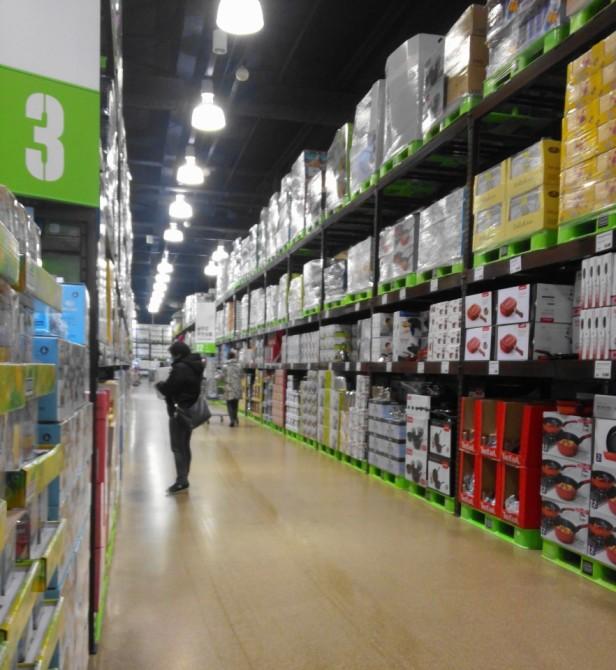 E-Mart Traders (Korean Costco / Warehouse Supermarket ...