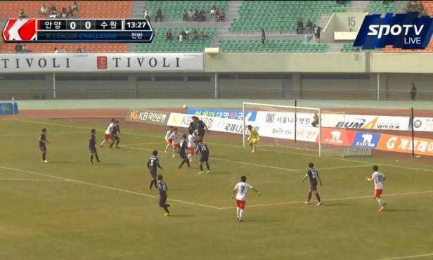 FC Anyang vs. Suwon City FC 2015